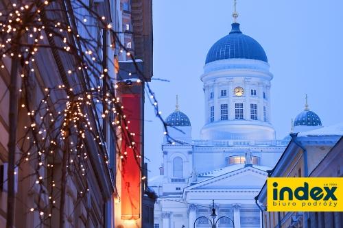 Ryga, Sztokholm, Helsinki, Tallin - Promem
