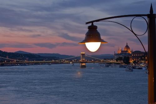 Walentynki w Budapeszcie
