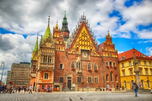 Wrocław + Zamek Książ
