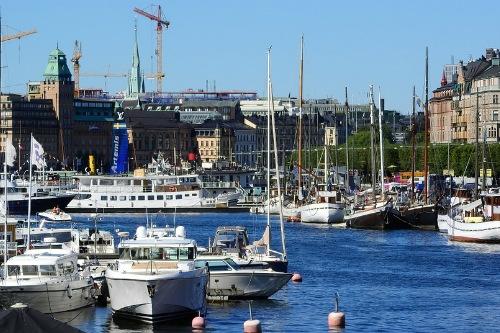Ryga, Sztokholm, Wilno - Promem