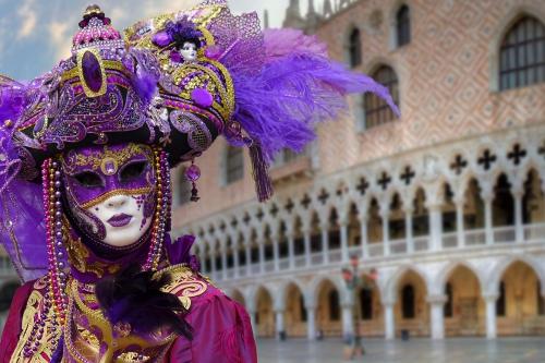 Karnawał w Wenecji 2018