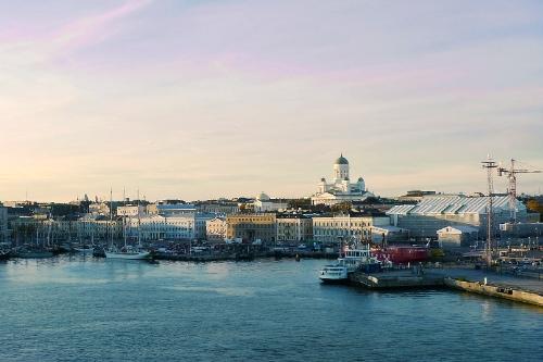 Ryga, Sztokholm, Turku, Helsinki, Tallin - Promem