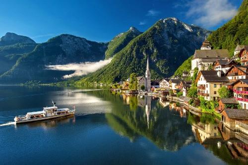 Salzburg + Jeziora Alpejskie