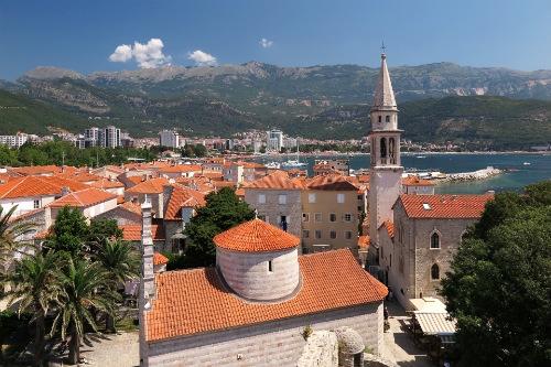 Bałkany - Bośnia i Hercegowina, Czarnogóra, Chorwacja