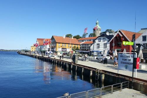 Kopenhaga, Oslo, Stavanger - Promem