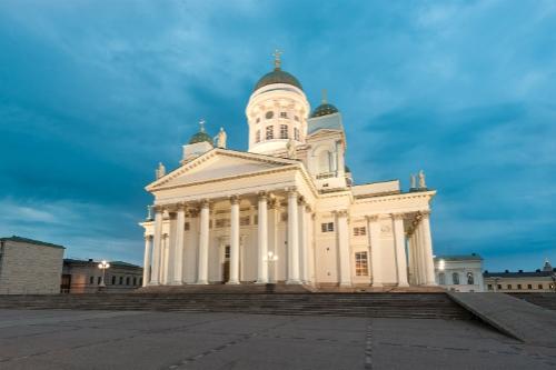 Ryga, Sztokholm, Turku, Hellsinki, Tallin - Promem