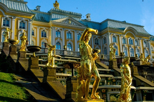 Ryga, Petersburg, Tallin - Promem